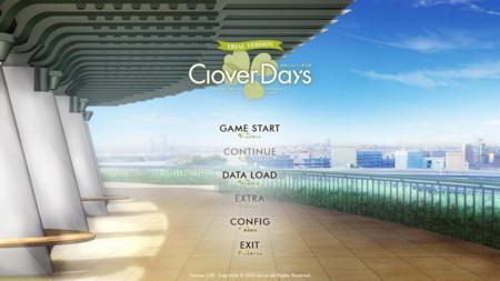 Clover Day's体験版Version1.00